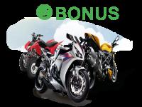 assurance moto pour conducteur avec bonus